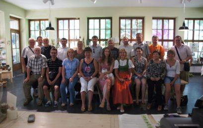 Fotogaléria zo študijno – pracovnej cesty v Tirolsku