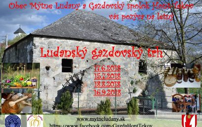 Ludanský gazdovský trh
